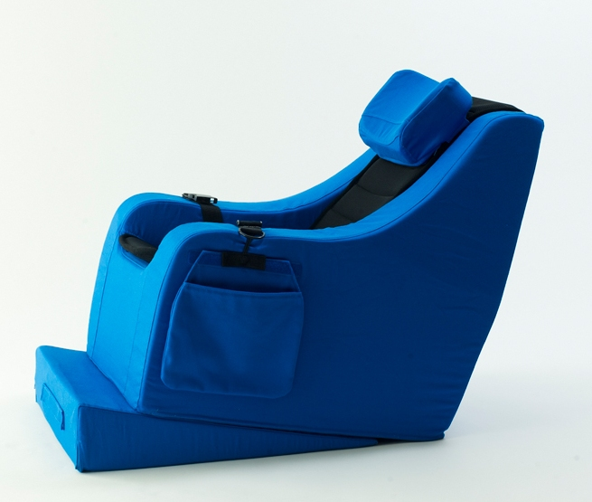 how to get blood out of fabric chair