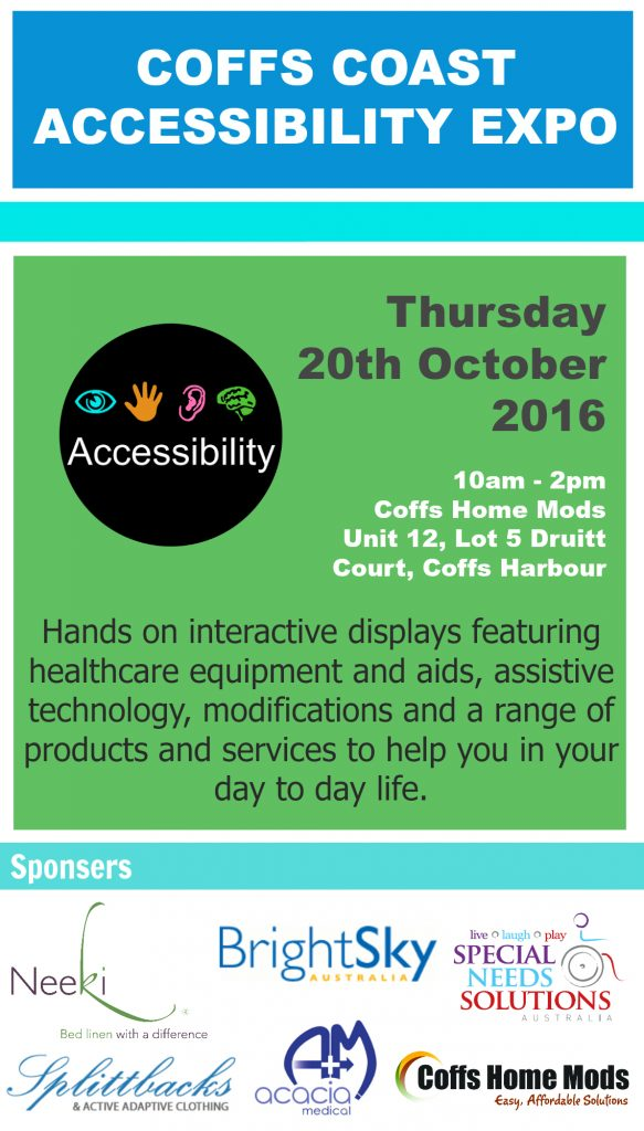 coffs-coast-accessibility-expo-october-20th-flyer